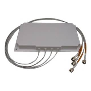 AIR-ANT2566P4W-R= Cisco 2.4 GHz 6 dBi/5 GHz 6 dBi Directiona