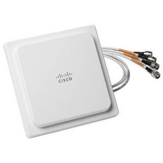 AIR-ANT2524V4C-R= Cisco 2.4GHz 2dBi/5GHz 4dBi Ceiling Mount