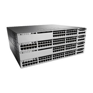 WS-C3850-48T-E Cisco Catalyst 3850 48 Port Data IP Services