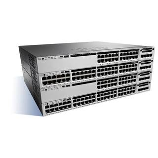 WS-C3850-24P-S Cisco Catalyst 3850 24 Port PoE IP Base
