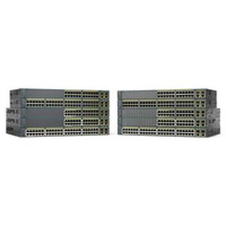 WS-C2960+24TC-S Cisco Catalyst 2960 Plus 24 10/100 + 2 T/SFP