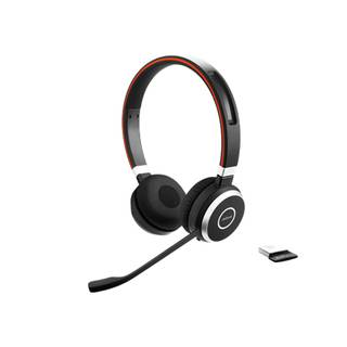 JABRA Evolve 65 MS binaural USB NC