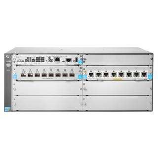 JL002A HP 5406R 8XGT PoE+ / 8SFP+ v3 zl2 Switch