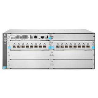 JL095A HPE 5406R Switch - Glasfaser (LWL) 1 Gbps - 16-Port 4 HE - Rack-Modul